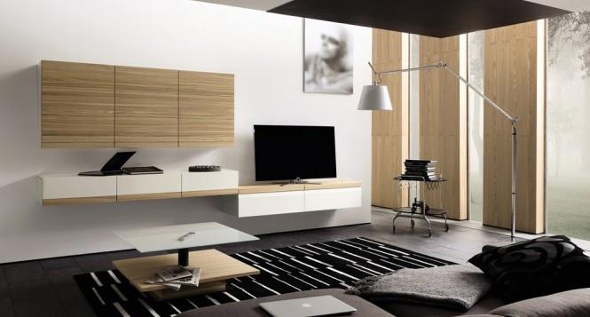 Id es de d coration d 39 int rieur pour toutes les pi ces de la maison - Salon de maison moderne ...
