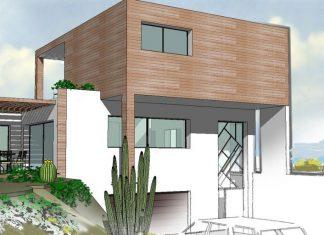 Le top des maisons modernes villas de r ve et maisons design for Batir maison moderne
