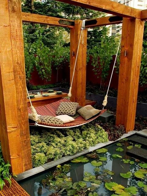 Hamac Alinea. Excellent Chaise Longue De Jardin Chilienne Taupe