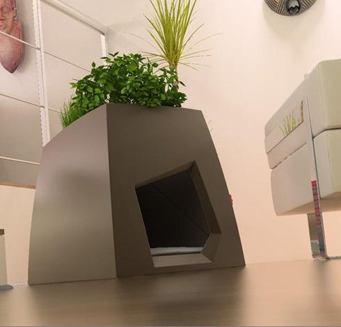 Un int rieur design aussi pour votre animal de compagnie for Devenir designer interieur