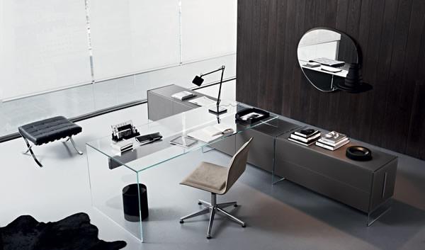 Le bureau moderne de pinuccio borgonovo