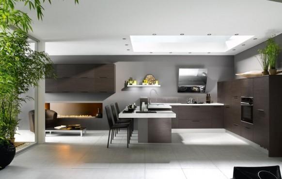 Découvrez des modèles de cuisine moderne et française pour votre maison