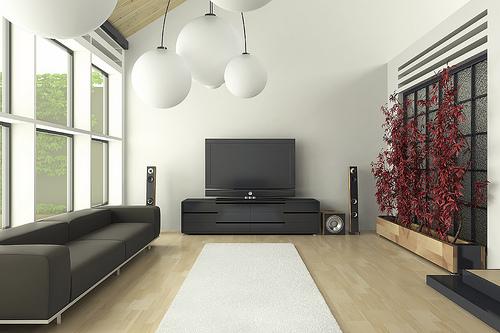 Salon minimaliste 6