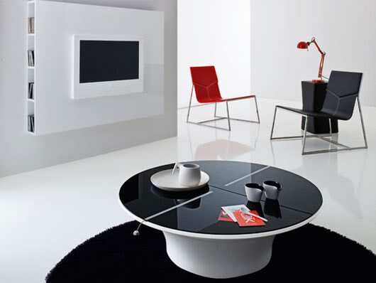 Salon minimaliste 2
