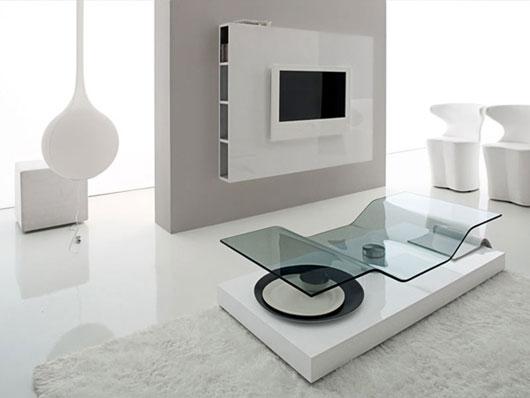 Salon minimaliste 3
