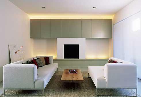 Salon minimaliste 4