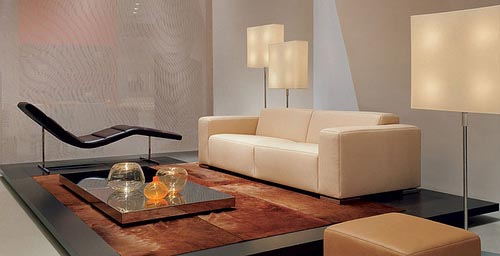 Salon minimaliste 5