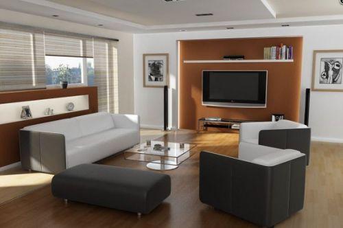 Salon avec télévision 7