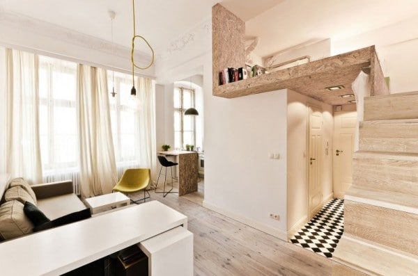 Appartement en Pologne 1