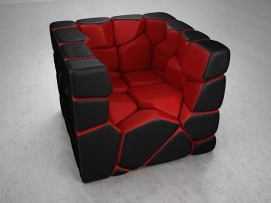 Chaise design 4