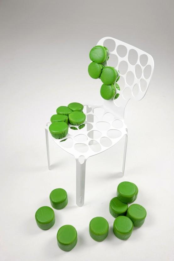 Chaise design 6