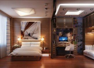 Lit moderne superpos 50 id es pour vous inspirer - Maison contemporaine en beton karaka bay en nouvelle zelande ...