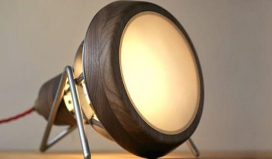 Lampe design industrielle 2