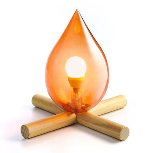 Lampe design 3
