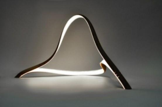 design 10 lampes originales que vous n 39 avez jamais vu ailleurs moderne house 1001 photos. Black Bedroom Furniture Sets. Home Design Ideas