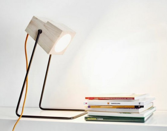 Lampe design 6