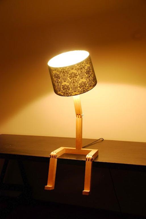 Lampe design 7
