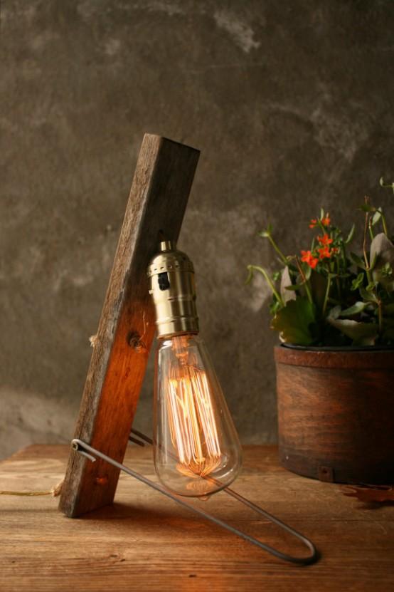 Lampe design 8