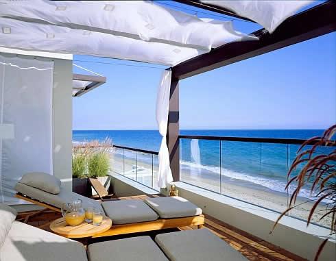 Maison de plage à malibu 5