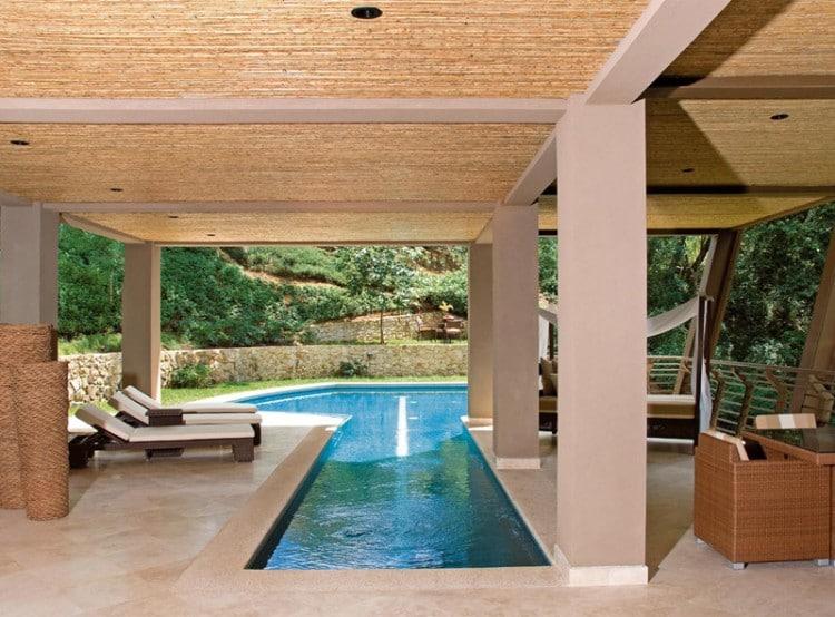 Costa rica une villa de luxe envo tante sur la c te - La residence farquar lake de altus architecture design ...