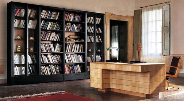 Le bureau scrivania 900 pour les patrons moderne house - Ne jetez plus vos clic clacs changez leurs housses ...