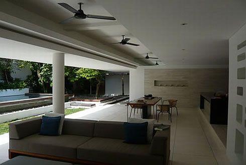 Indon sie la maison depensar bali - Superbe residence privee house in rubi en espagne ...