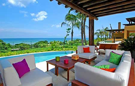 Mexique une villa de r ve puerto vallarta - Villa reve puerto vallarta ...