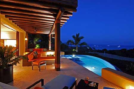Une villa de r ve puerto vallarta moderne house - La maison ah au bresil par le studio guilherme torres ...