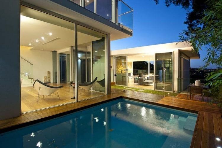 La maison fairfax sydney moderne house 1001 photos - La maison ah au bresil par le studio guilherme torres ...