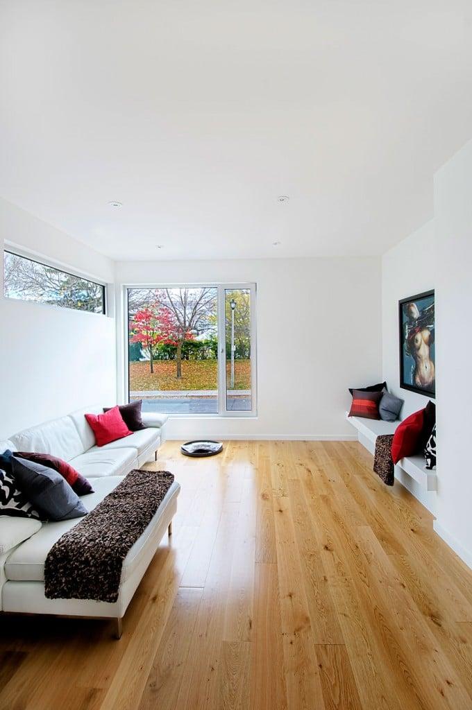 canada une maison moderne ottawa par le studio linebox. Black Bedroom Furniture Sets. Home Design Ideas