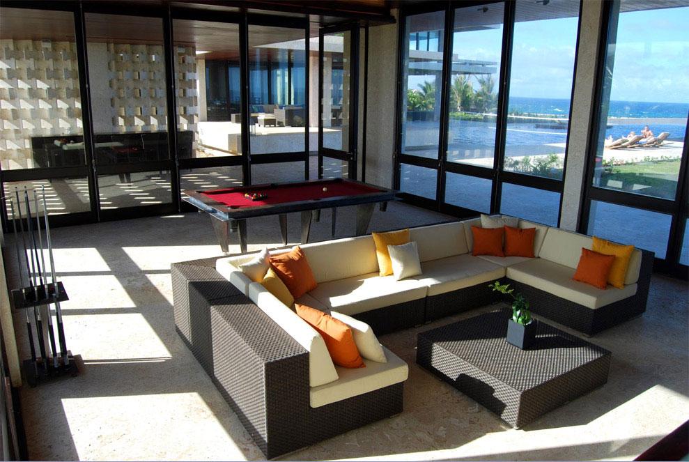 La villa kimball pour des vacances de luxe en r publique - Villa kimball luxe republique dominicaine ...