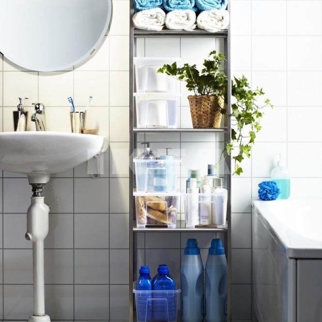 Les salles de bains ikea de 2013 moderne house 1001 - Ikea poubelle salle de bain ...