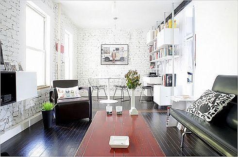 Appartement vintage 1