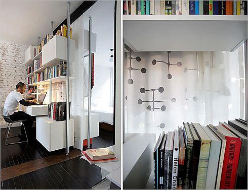 Appartement vintage 3