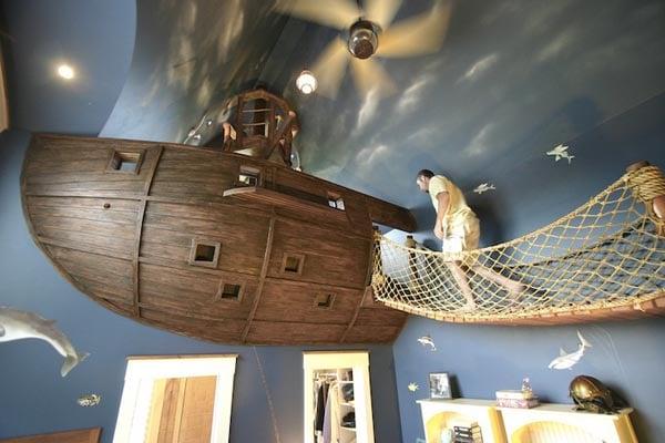 Chambre de pirate 1