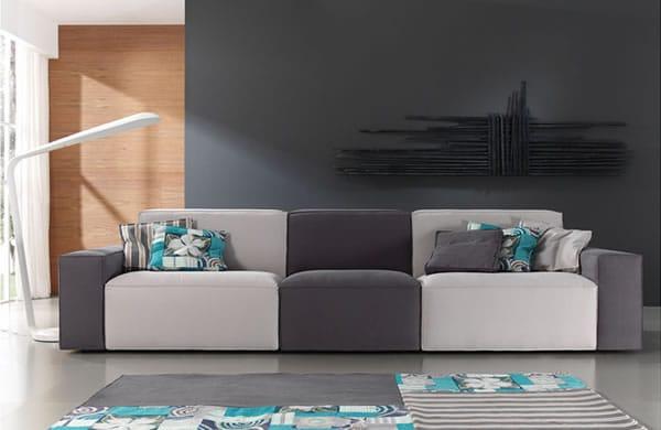 Le cool sofa par frajumar moderne house 1001 photos - Ne jetez plus vos clic clacs changez leurs housses ...