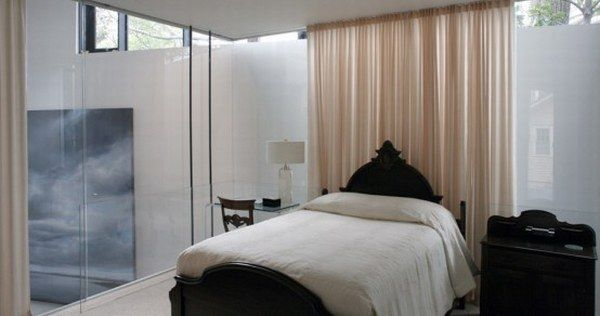 Etats unis la maison ansley park glass atlanta - Residence contemporaine sky garden keiji ashizawa design ...