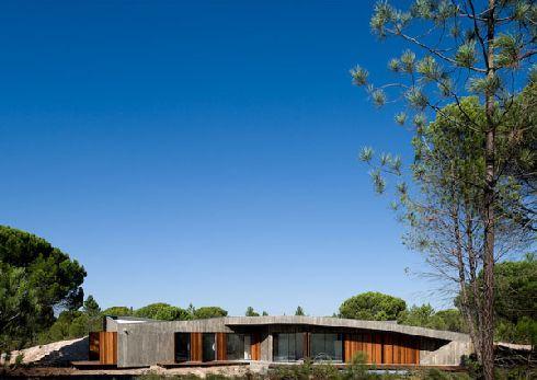 Portugal la maison monte na comporta au portugal - La maison ah au bresil par le studio guilherme torres ...