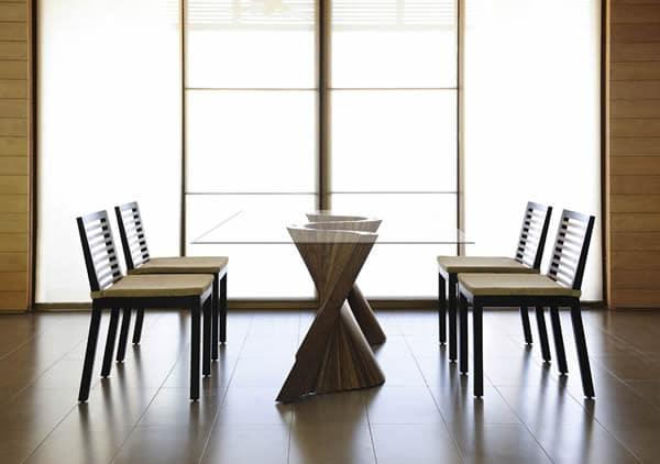La wave table par kenneth cobonpue moderne house 1001 - Ne jetez plus vos clic clacs changez leurs housses ...