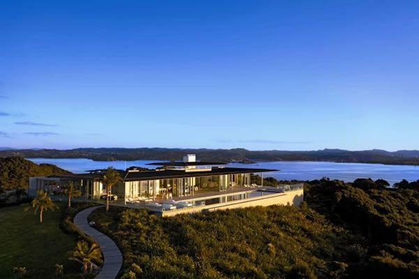 11 id es pour rendre une petite salle de bains beaucoup - La villa rahimona en nouvelle zelande ...