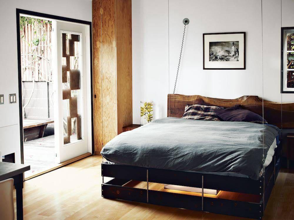 Une id e pratique pour la chambre le lit r tractable par - Idees creatives chambres feront retomber en enfance ...