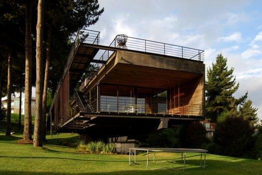 Maison en bois Reutter - Nouvelle zélande