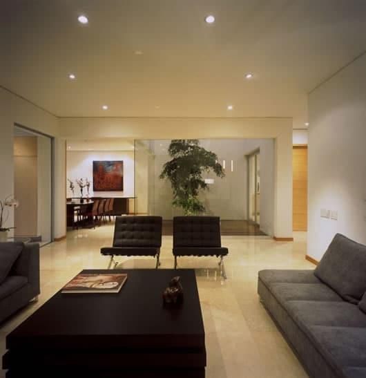 Maison moderne au Mexique 3