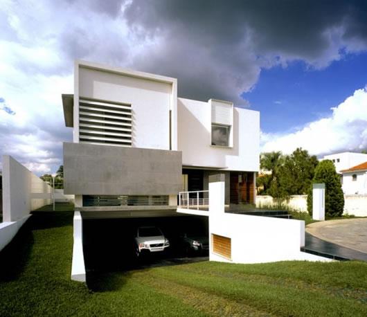 Maison moderne au Mexique 4
