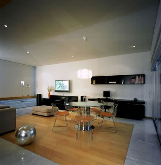 Maison moderne au Mexique 5