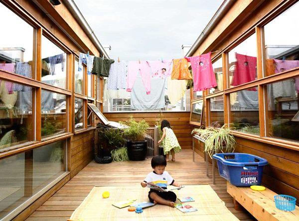 Canada une maison moderne toronto par studio junction - Maison ecomo residence compacte integree paysage reve ...