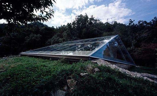 Maison dans la vallée au Japon 5