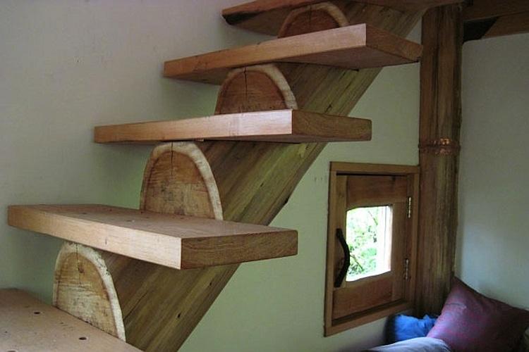 Zen forest house 11 000 usd seulement pour cette maison - Zen forest house seulement pour cette maison en bois ...