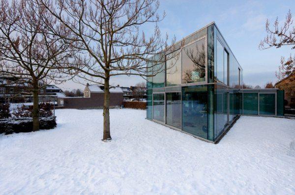 Maison de verre H-house1