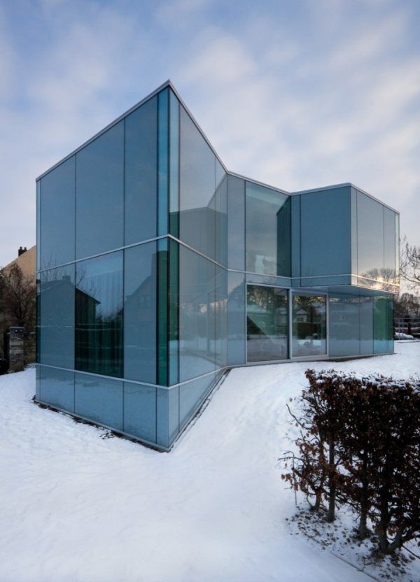 Maison de verre H-house2